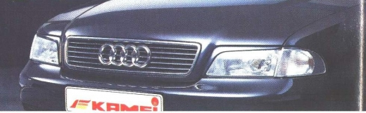 Audi A4 szemöldök