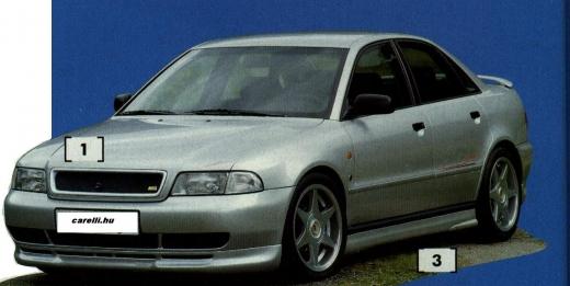 Audi A4 B5 elsõ toldat