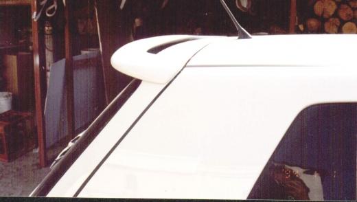 Golf IV teöszárny
