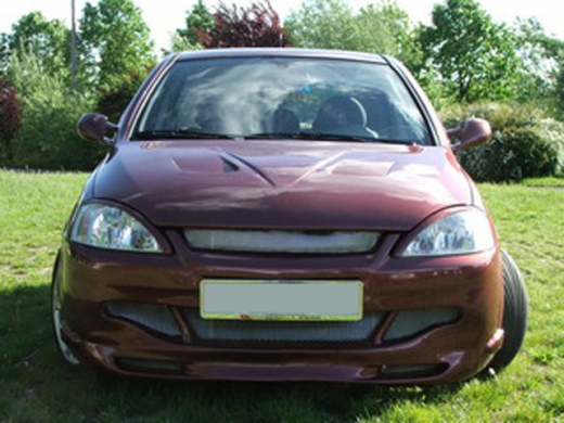 Opel Corsa C elsõ lökháró