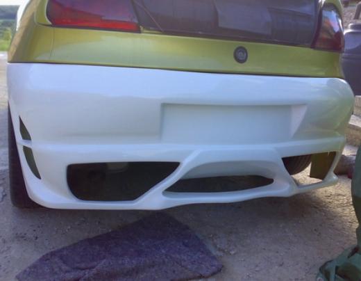 Opel tigra hátsó lökhárító
