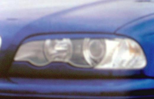 BMW E46 szemöldök