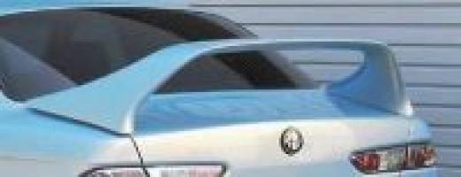 Alfa 156 hátsó szárny