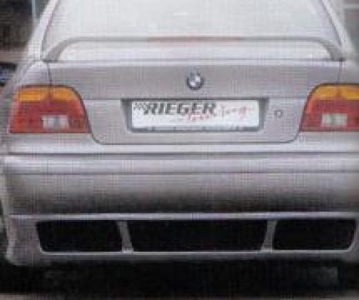 BMW E39 hátsó toldat