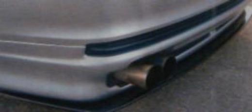BMW E46 hátsó toldat