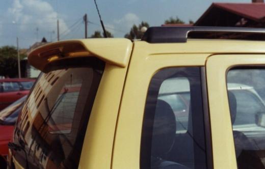 Wagon R tetõszárny