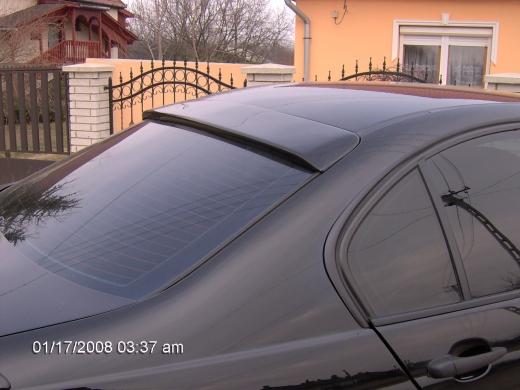 BMW E46 tetõszárny