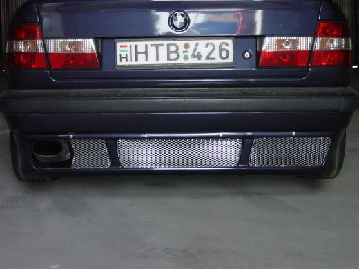 BMW E34 Hátsó toldat