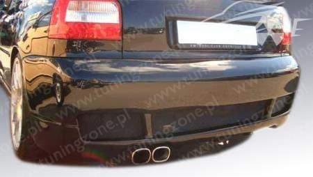 Audi A3 hátsó lökhárító