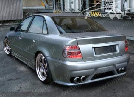Audi A4 hátsó lökhárító