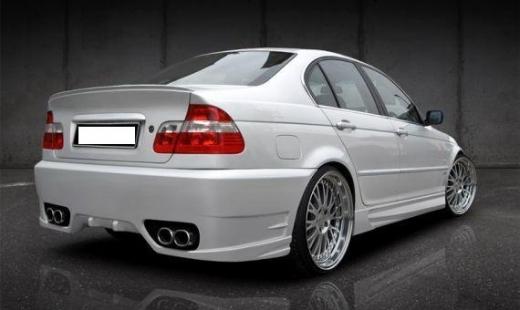 BMW E46 hátsó lökhárító