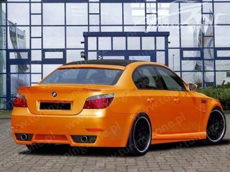 BMW E60 tetõszárny