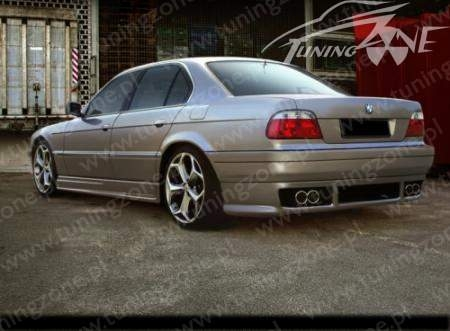 BMW E38 Küszöb spoiler