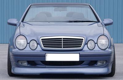 Mercedes CLK elsõ toldat