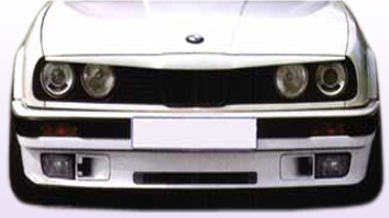 BMW E30 morcosítás