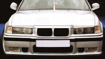 BMW E36 Morcosítás