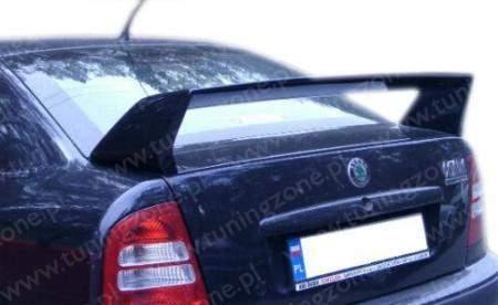 Oktavia hátsó szárny WRC