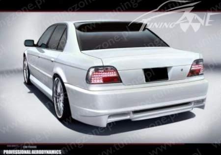 BMW E38 hátsó lökhárító