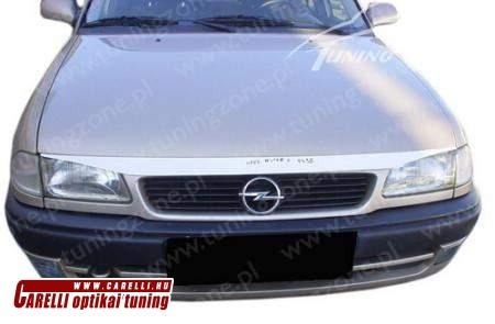 Opel Astra F morcosítás