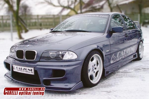BMW E46 küszöb spoiler