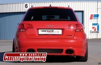 Audi A4 B7 Hátsó toldat