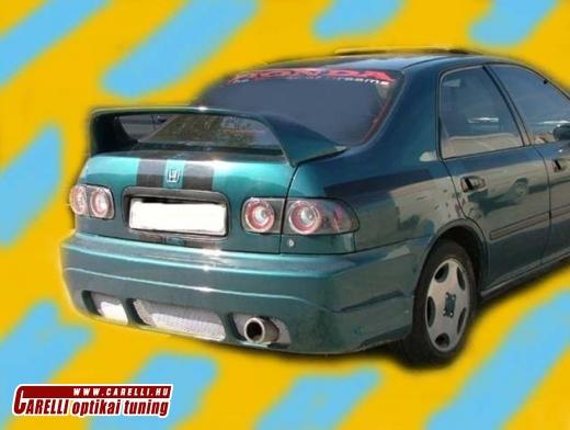 Civic 92- hátsó szárny