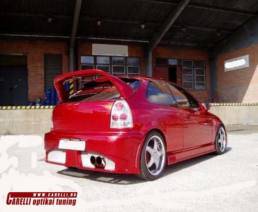 Civic szárny 96-