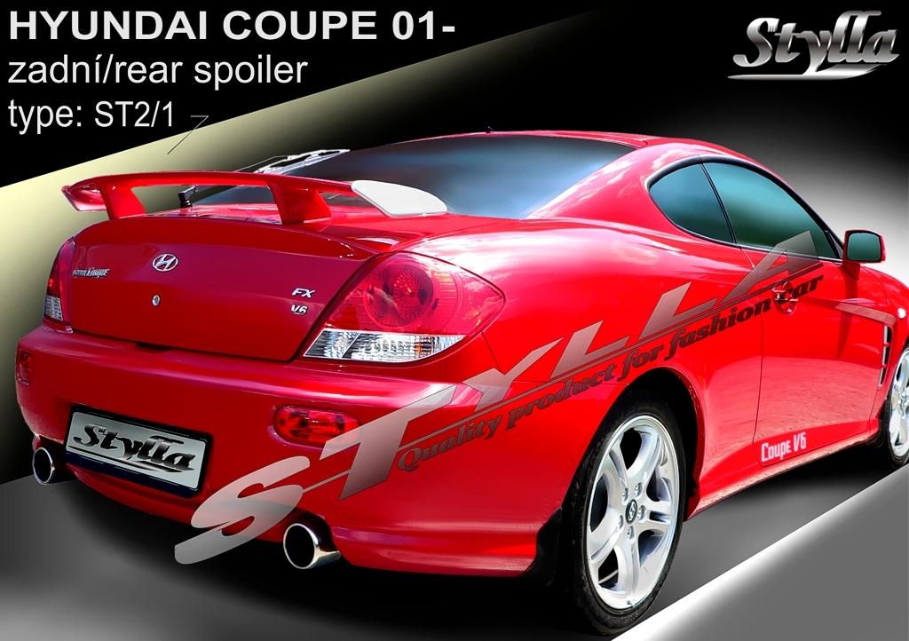 Hyundai coupe szárny 01-