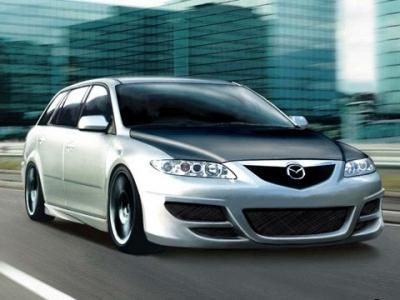 Mazda 6 elsõ lökhárító