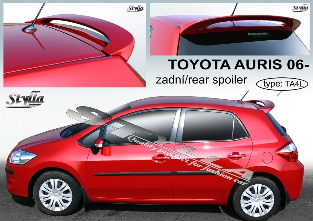 Toyota Auris szárny 06-