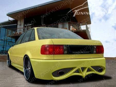 Audi 80 B4 hátsó lökhárító