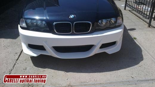 BMW E46 Elsõ lökhárító