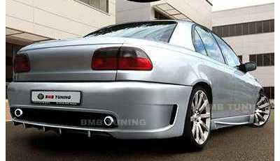 Opel Omega B hátsó lökhárító