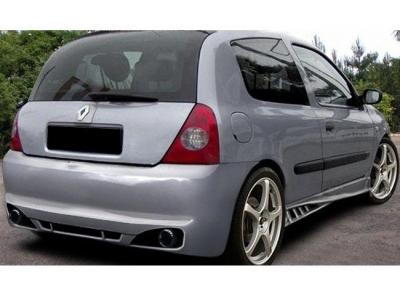 Clio hátsó lökhárító