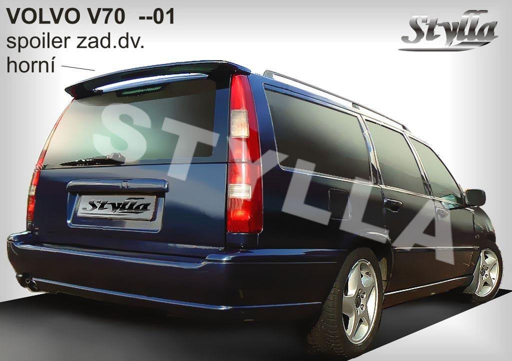 Volvo V70 szárny -01