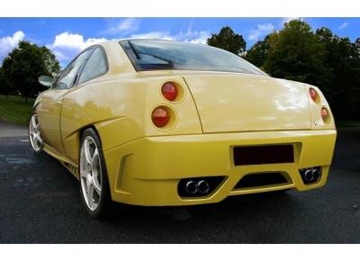 Fiat Coupe hátsó lökhárító