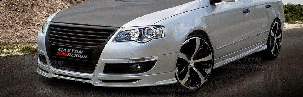 VW Passat B6 elsõ toldat