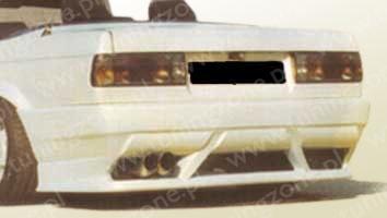 BMW E30 hátsó lökhárító