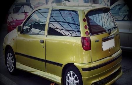 Fiat Punto1 küszöb