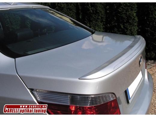 BMW E60 hátsó szárny