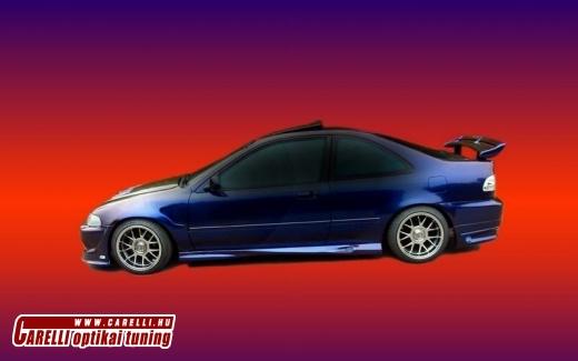 Honda Civic 92-95 küszöb spoiler