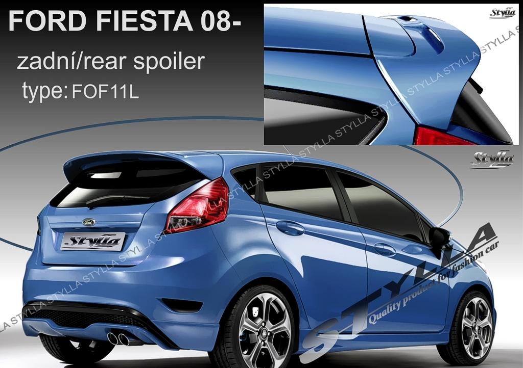 Ford Fiesta Szárny
