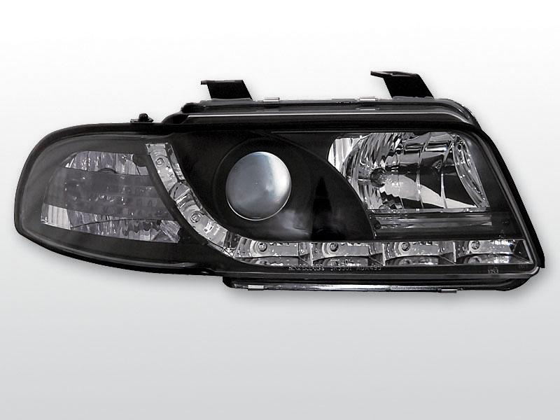 AUDI A4 1994.11-1998-12 Fekete Daylight Elsõ lámpa