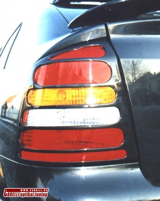 Opel Astra G lámpa maszk