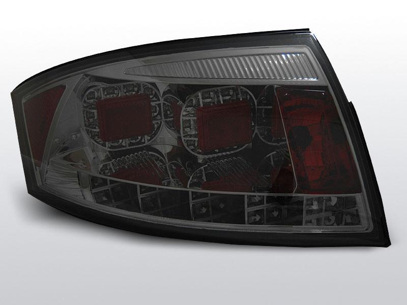 AUDI TT 8N 99-06 Sötétített LED -es hátsó lámpa