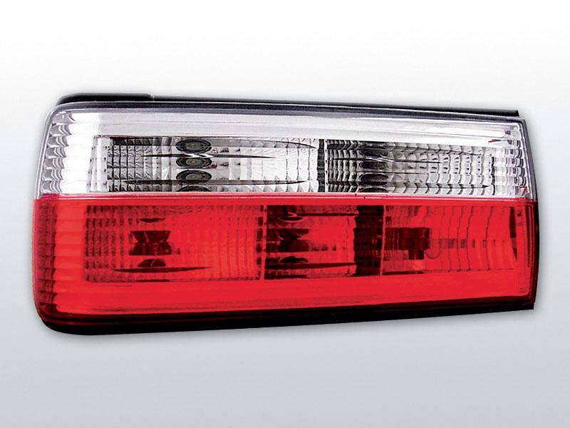 BMW E30 09.87-10.90 Kristály Hátsó Lámpa