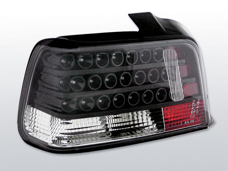 BMW E36 SEDAN Fekete LED -es hátsó lámpa