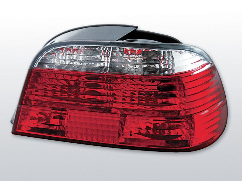 BMW E38 06.94-07.01 Piros Fehér hátsó lámpa
