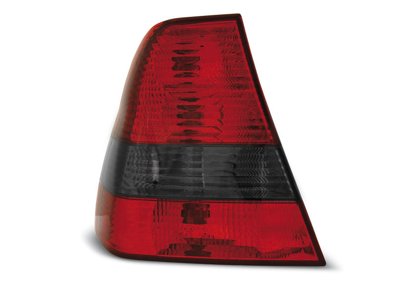 BMW E46 06.01-12.04 COMPACT RED SMOKE lámpa
