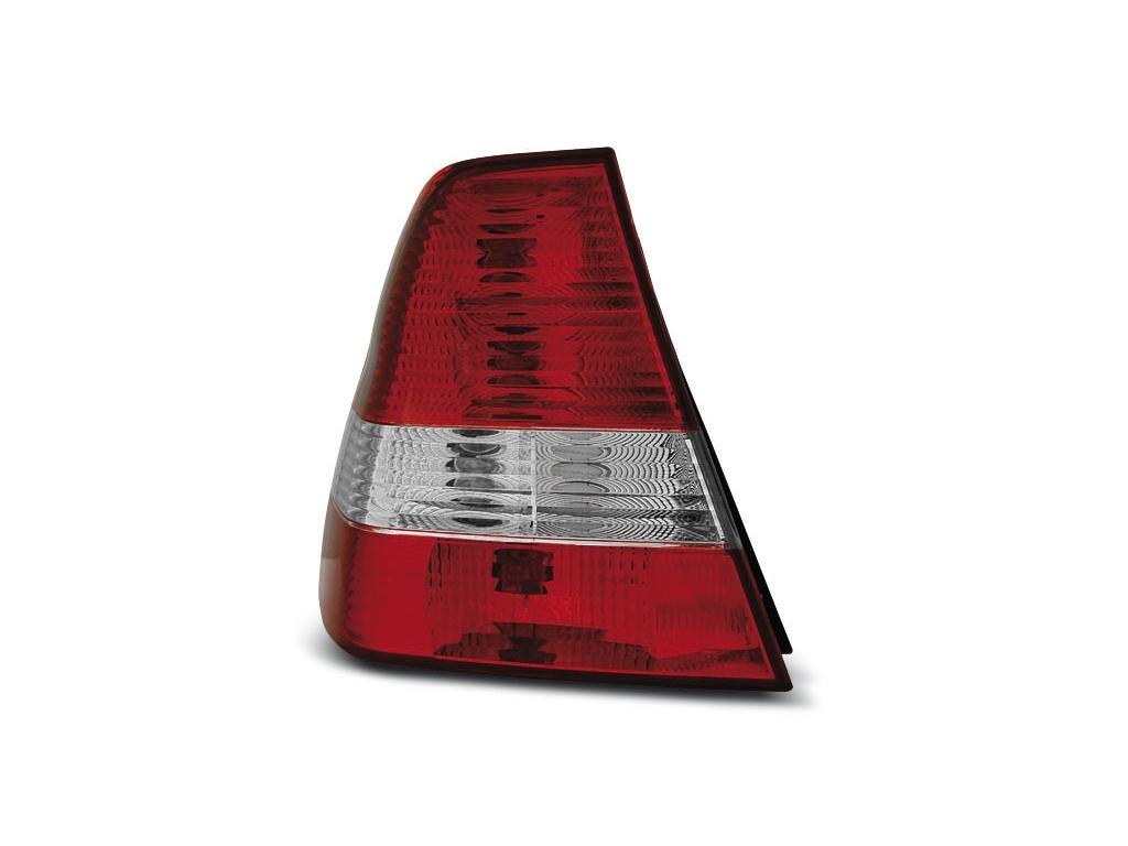 BMW E46 Compact (Évj.:2001.06.-tól) Kristály Hátsó Lámpa